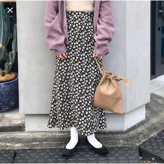 Kastane - kastane 中花柄スカート