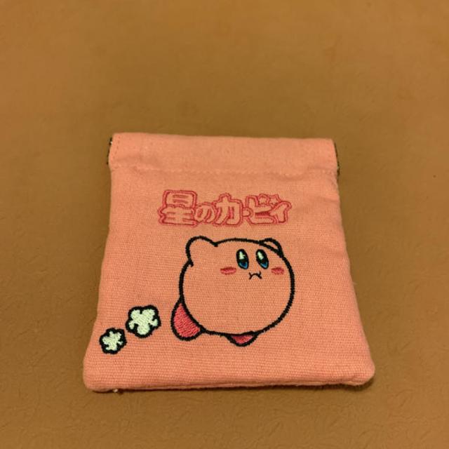 しまむら(シマムラ)の◆新品未使用◆レア★しまむら♡星のカービィポーチ レディースのファッション小物(ポーチ)の商品写真