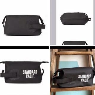 スタンダードカリフォルニア(STANDARD CALIFORNIA)のレア スタンダードカリフォルニア HIGHTIDE × SD Dopp Kit(セカンドバッグ/クラッチバッグ)