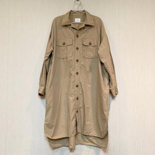 LOWRYS FARM - ロングCPOジャケット