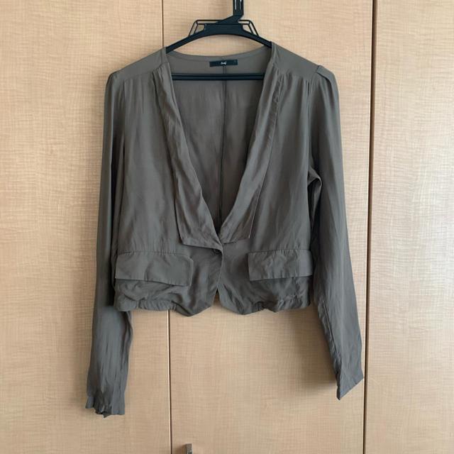 OSMOSIS(オズモーシス)の春ジャケット レディースのジャケット/アウター(テーラードジャケット)の商品写真