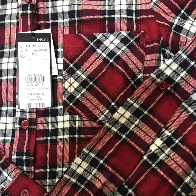 INGNI(イング)のイングシャツ レディースのトップス(シャツ/ブラウス(長袖/七分))の商品写真