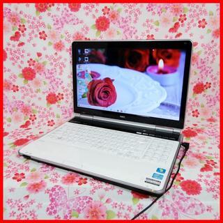 NEC - 【おすすめパソコン】Core i5♪ブルーレイ♪初心者も安心♪Windows10