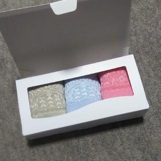 DIANA - ダイアナ 丸編みショーツ      Q