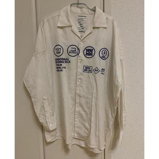 SHAREEF - シャリーフ  SHAREEF 洗濯表示 ケアラベル シャツ