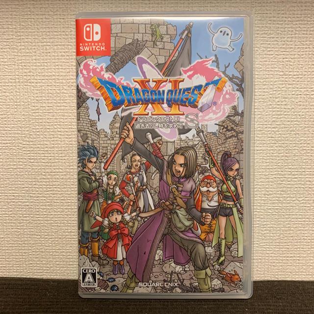 Nintendo Switch(ニンテンドースイッチ)のドラゴンクエストXI 過ぎ去りし時を求めて S Switch エンタメ/ホビーのゲームソフト/ゲーム機本体(家庭用ゲームソフト)の商品写真