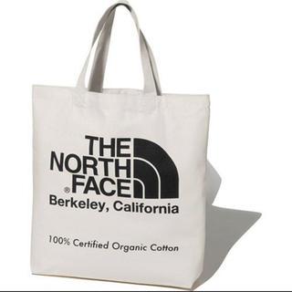 THE NORTH FACE - ザ・ノースフェイス オーガニックコットン トートバック NM81971