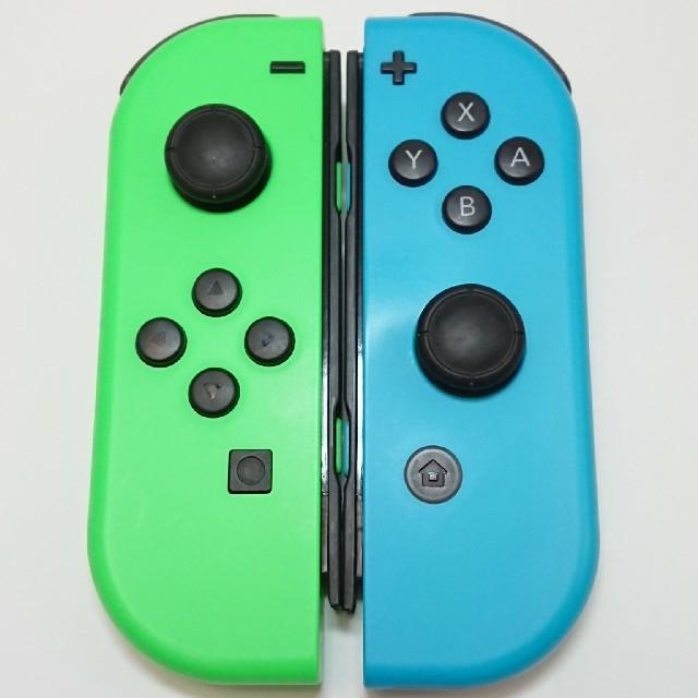 Nintendo Switch(ニンテンドースイッチ)の【動作確認済】Nintendo Switch Joy Con 本体 ジョイコン  エンタメ/ホビーのゲームソフト/ゲーム機本体(その他)の商品写真