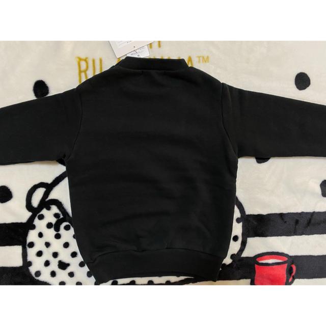 HYSTERIC MINI(ヒステリックミニ)の4.【新品タグ付】JOEY HYSTERIC ジョーイヒステリック トレーナー キッズ/ベビー/マタニティのキッズ服男の子用(90cm~)(Tシャツ/カットソー)の商品写真