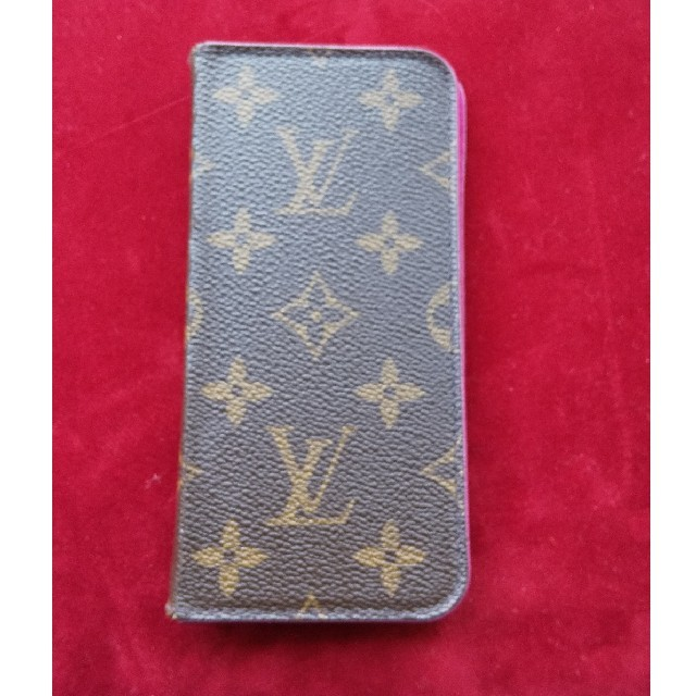 LOUIS VUITTON - Louis Vuitton iPhone8ケースの通販