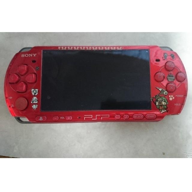 PSP 本体 3000 エンタメ/ホビーのゲームソフト/ゲーム機本体(携帯用ゲーム機本体)の商品写真