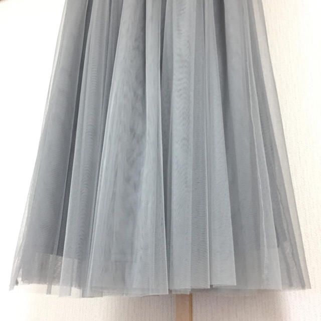 しまむら(シマムラ)のチュールスカート レディースのスカート(ロングスカート)の商品写真