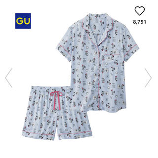 GU - GU ディズニーパジャマ