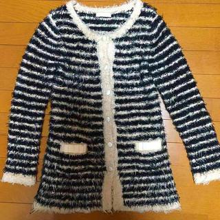 エージーバイアクアガール(AG by aquagirl)のAG ロングカーディガン(ニット/セーター)