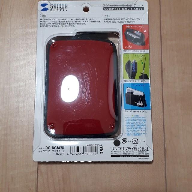 サンワ コンパクトマルチケース スマホ/家電/カメラのカメラ(ケース/バッグ)の商品写真