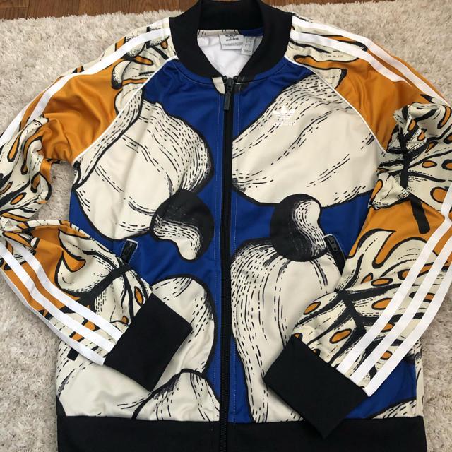 adidas(アディダス)のAdidas アディダスジャケット レディースのジャケット/アウター(ナイロンジャケット)の商品写真