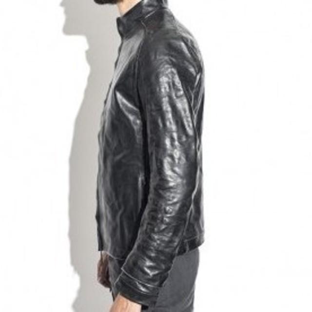 Carol Christian Poell(キャロルクリスチャンポエル)の新品未使用 LAYER-0 レザージャケット 48 LIFT購入 39万円 メンズのジャケット/アウター(レザージャケット)の商品写真