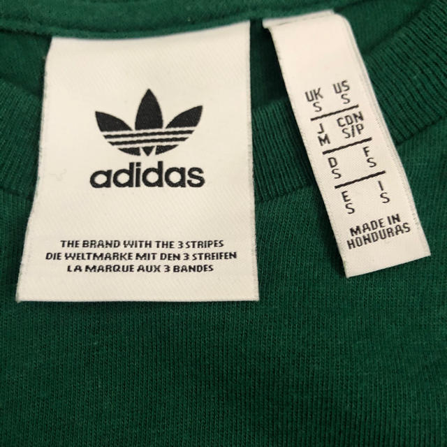 adidas(アディダス)のアディダスTシャツ メンズのトップス(Tシャツ/カットソー(半袖/袖なし))の商品写真