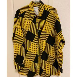 SHAREEF - シャリーフ  SHAREEF バイアスチェックシャツ