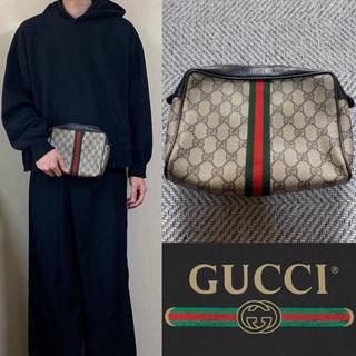 Gucci - GUCCI グッチ クラッチバッグ セカンドバッグ