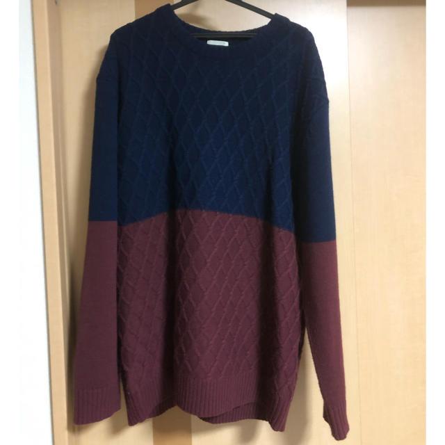 GU(ジーユー)のGU メンズ ニットセーター メンズのトップス(ニット/セーター)の商品写真