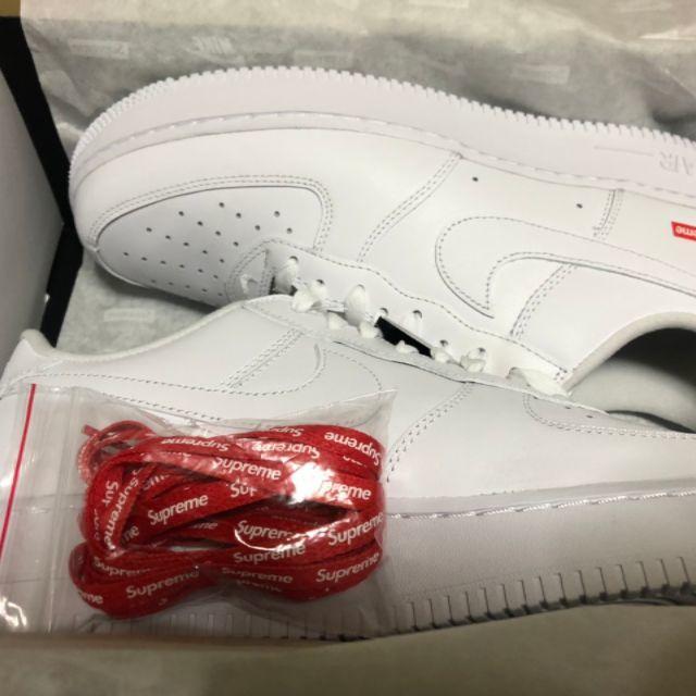 Supreme(シュプリーム)のSupreme Nike Air Force 1 27.5 9.5 シュプリーム メンズの靴/シューズ(スニーカー)の商品写真
