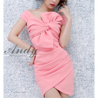 Andy - Andy♡ ピンクリボンドレス♡