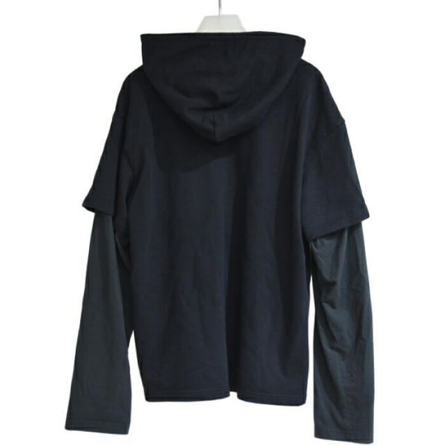 saintvêtement (saintv・tement)(サンベットモン)のVETEMENTS パーカー セーター ブラック XL メンズのトップス(パーカー)の商品写真