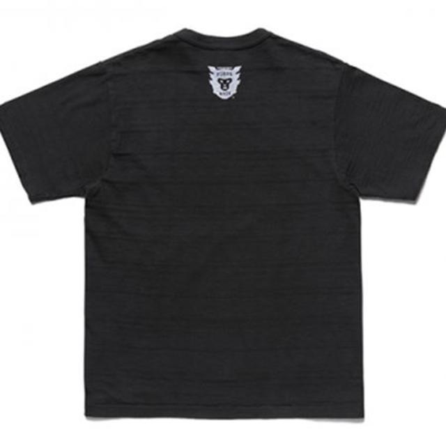 新品 HUMAN MADE ヒューマンメイド ブラックM  メンズのトップス(Tシャツ/カットソー(半袖/袖なし))の商品写真