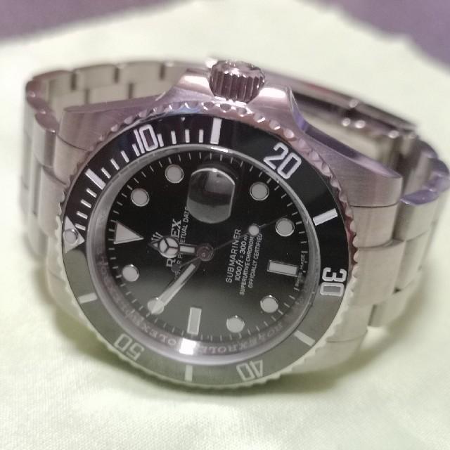 メンズ   自動巻き  ダイバーtype   腕時計 メンズの時計(腕時計(アナログ))の商品写真
