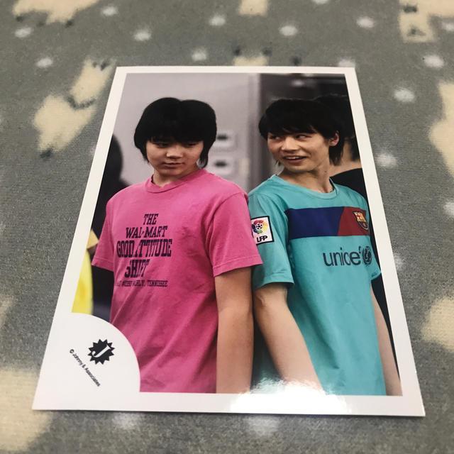 ジャニーズJr.(ジャニーズジュニア)の松田元太 公式写真 エンタメ/ホビーのタレントグッズ(アイドルグッズ)の商品写真