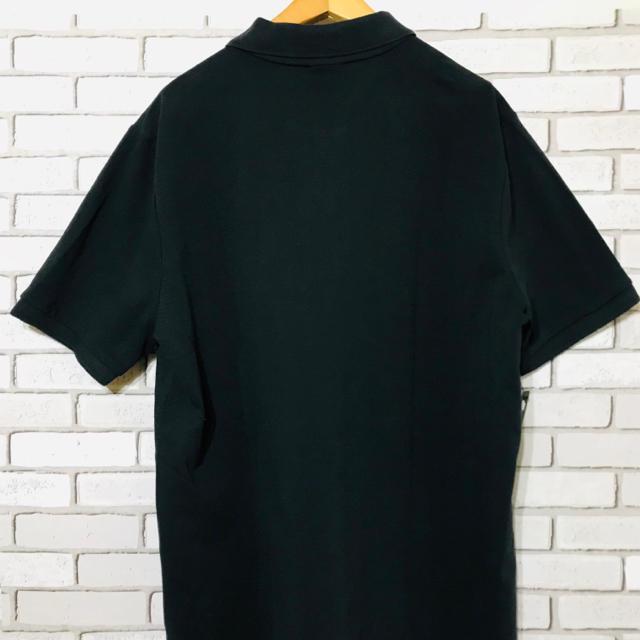 NIKE(ナイキ)の【新品/未使用】NIKE ナイキ ポロシャツ GOLF ゴルフ ブラック黒 XL スポーツ/アウトドアのゴルフ(ウエア)の商品写真