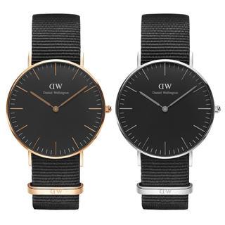 Daniel Wellington - ペアSET【36㎜】ダニエルウェリントン腕時計〈DW150+DW151〉