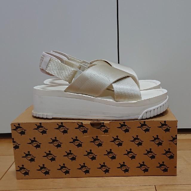 SHIPS(シップス)のSHAKA(ships) FIESTA PLATFORM サンダル レディースの靴/シューズ(サンダル)の商品写真