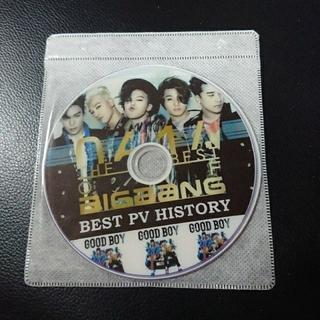 BIGBANG - BIGBANG BESTPV HISTORY
