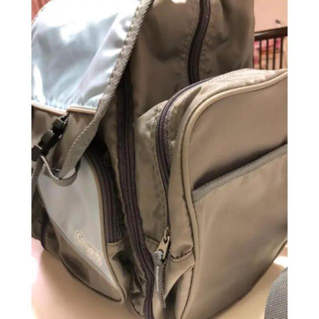 Coleman(コールマン)のコールマン 林間学校 修学旅行 キッズ/ベビー/マタニティのこども用バッグ(リュックサック)の商品写真
