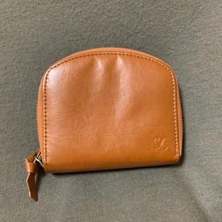 スタディオクリップ(STUDIO CLIP)の皮財布 二つ折り(財布)