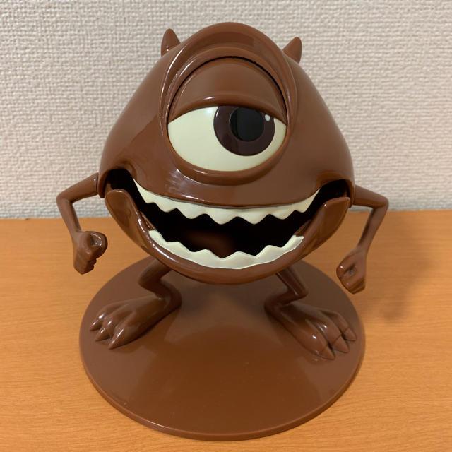 Disney(ディズニー)のDisney  モンスターズインク マイク ワゾウスキ フィギュア エンタメ/ホビーのおもちゃ/ぬいぐるみ(キャラクターグッズ)の商品写真