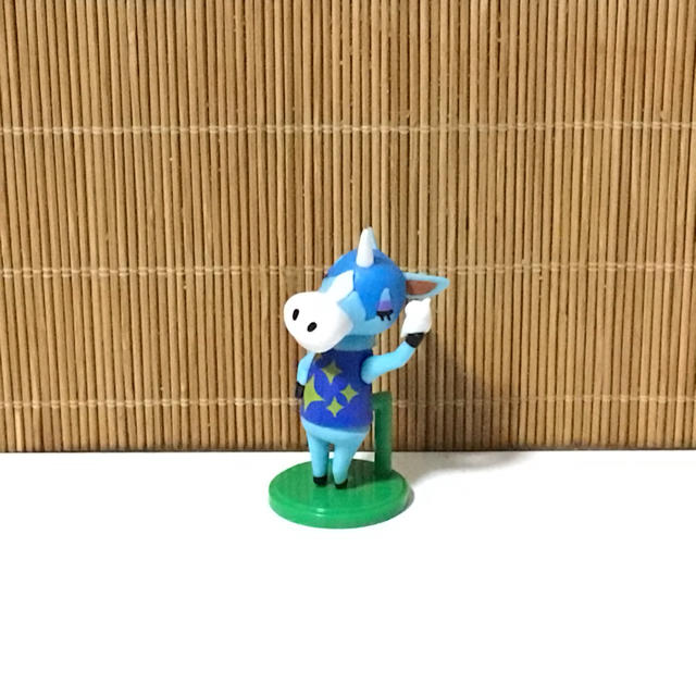 どうぶつの森 チョコエッグ フィギュア ジュリー エンタメ/ホビーのおもちゃ/ぬいぐるみ(キャラクターグッズ)の商品写真