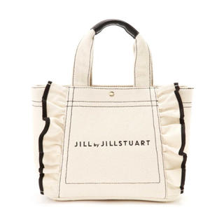 JILL by JILLSTUART - 新品 ジルバイジルスチュアート トートバッグ ホワイト