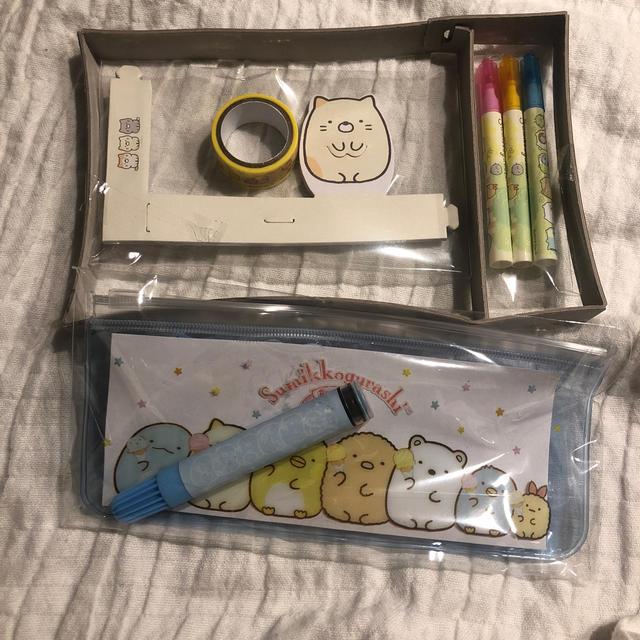 ねーねー付録  すみっコぐらし エンタメ/ホビーのおもちゃ/ぬいぐるみ(キャラクターグッズ)の商品写真