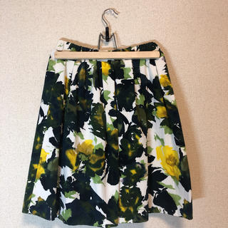 SCOT CLUB - 【約50%off】grandtable グランターブル 花柄スカート