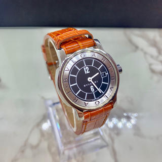 BVLGARI - 美品 BVLGARI ブルガリ ソロテンポ ST29S  レディース腕時計