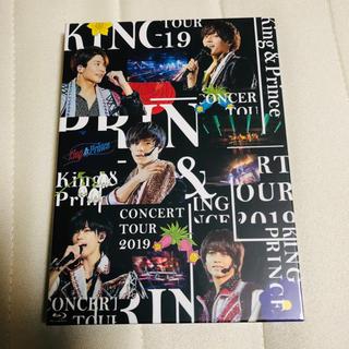 Johnny's - 新品 King & Prince  TOUR 2019 初回限定盤 ブルーレイ