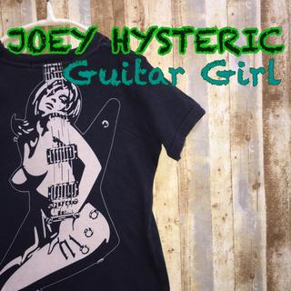 ジョーイヒステリック(JOEY HYSTERIC)のJOEY HYSTERIC ギターガール  子供服  サイズ90(Tシャツ/カットソー)