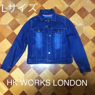 シマムラ(しまむら)のHK WORKS LONDON  デニム ジャケット(Gジャン/デニムジャケット)