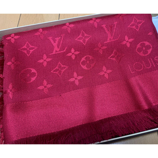 LOUIS VUITTON - 新品未使用!箱付き!ルイヴィトンスカーフマフラー