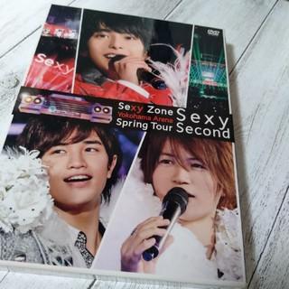 セクシー ゾーン(Sexy Zone)のSexy Zone DVD横浜アリーナ springTourSecond(アイドルグッズ)