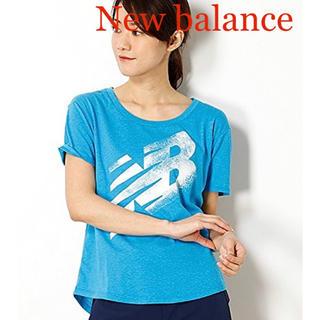 ニューバランス(New Balance)のNew balance ロゴTシャツ ニューバランス(Tシャツ(半袖/袖なし))