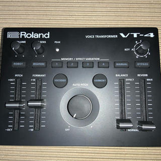 ローランド(Roland)のRoland VTー4 中古美品(音源モジュール)